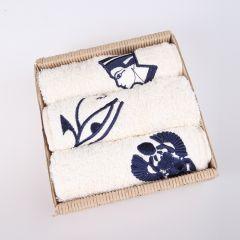 Small Pharaonic Towel Box