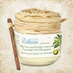 Bergamot Cream Silky body cream with essential oil of bergamot 175 gm