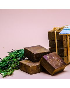 Olive Oil and Rosemary Herb Soap