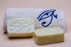Horus Eye Olive Oil Soap
