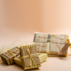 Medium size square shaped Soap