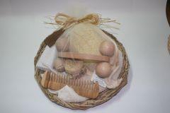 Small Bathroom Basket