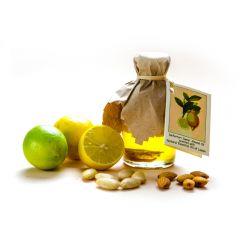 Sweet Almond oil & Lemon oil