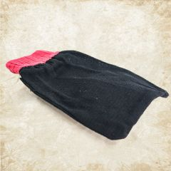 Moroccan black glove imported from Morocco