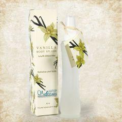Nefertari 100% natural Vanilla body splash