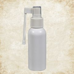 Empty plastic spray bottle 70mls
