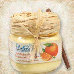 Body Cream with Essential Oil of Oranges 175 gm