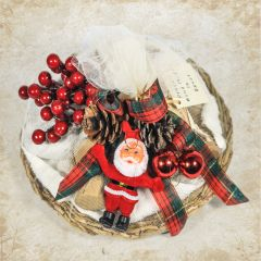 Christmas medium Basket
