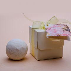 Bath Fiz Ball White Musk