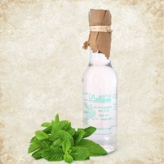 Natural peppermint water
