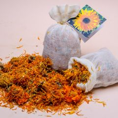 Calendula Bath Bag