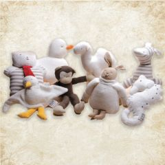 Organic Baby Cotton toy