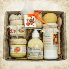 At Home SPA Orange Box