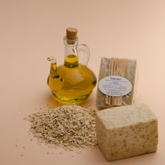 Oatmeal Facial and Body Scrub