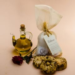 Olive Oil and Rose Petals soap