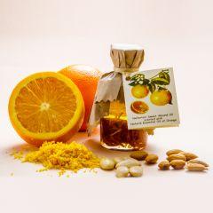 Sweet Almond oil & Orange oil