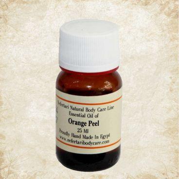 Orange Peel Essential Oil