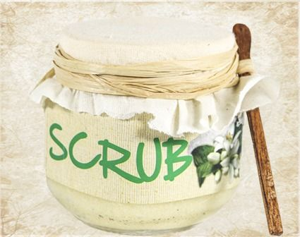 Sugar and Jojoba scrub