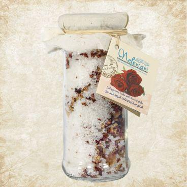 Safaga Red Sea Salt with Rose