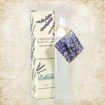 Lavender Body Splash
