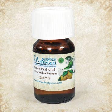 Lemon Zest Essential Oil