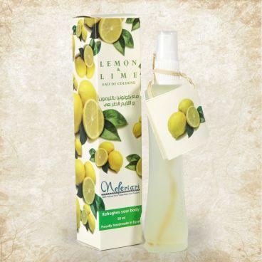 Lemon and Lime Eau de Cologne