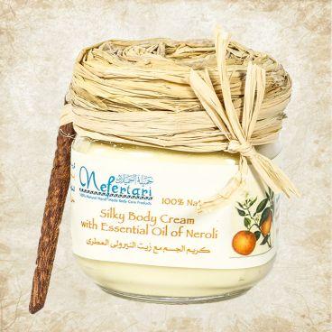 Body Cream With Essential Oil of Neroli