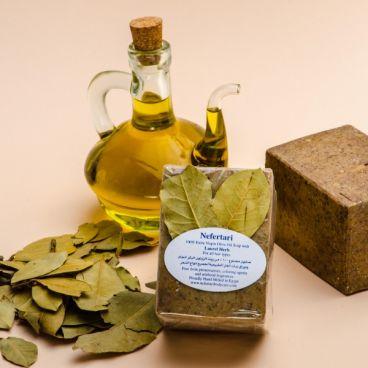 Laurel Leaves (Ghar) soap