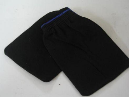 Moroccan Black Glove