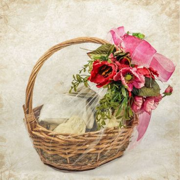 Mother's Day small Basket
