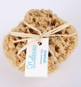 Small size untreated sea sponge
