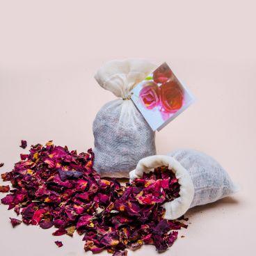 Rose Bath Bag