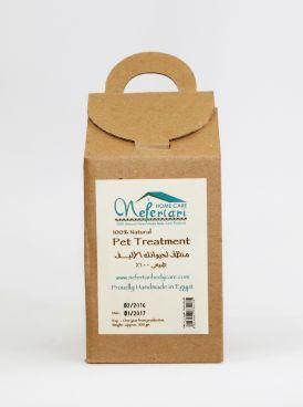 100% Natural Pet Treatment
