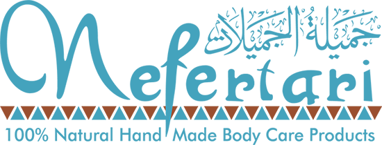 Nefertari is 100% Natural Body Care Products